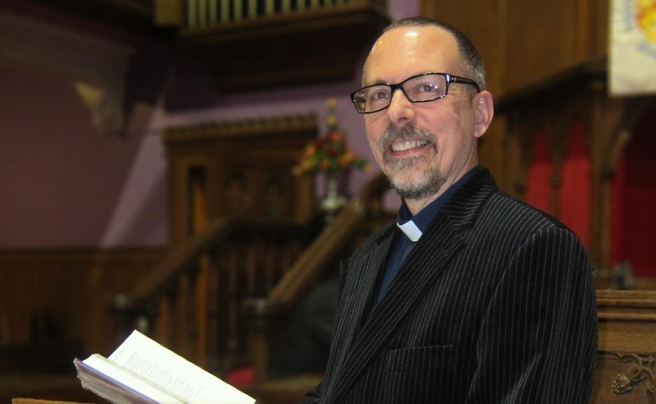 Rev Philip Wallace