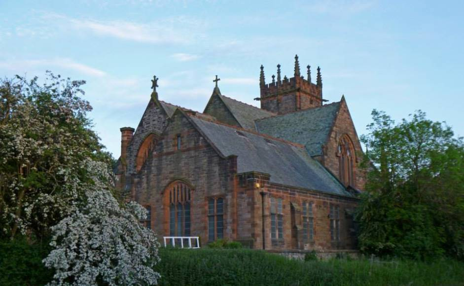 Polwarth Parish Church