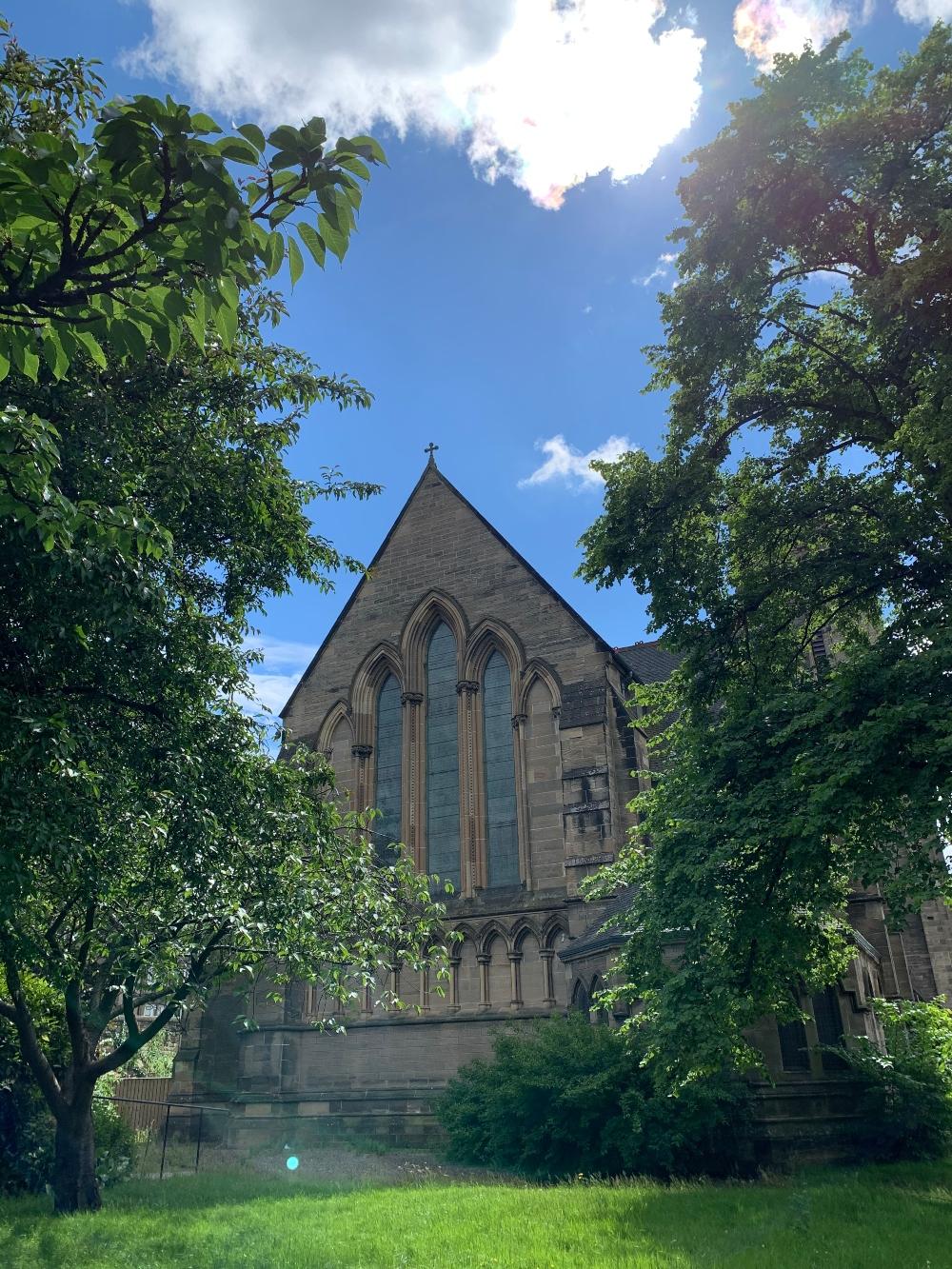 St Michael's Parish Church Edinburgh