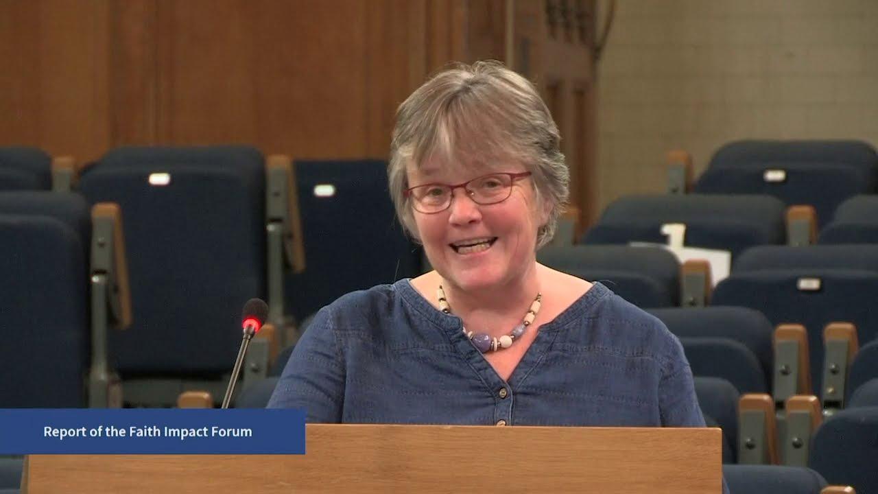Report of the Faith Impact Forum