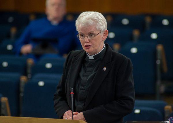 Rev Dr Marjory MacLean