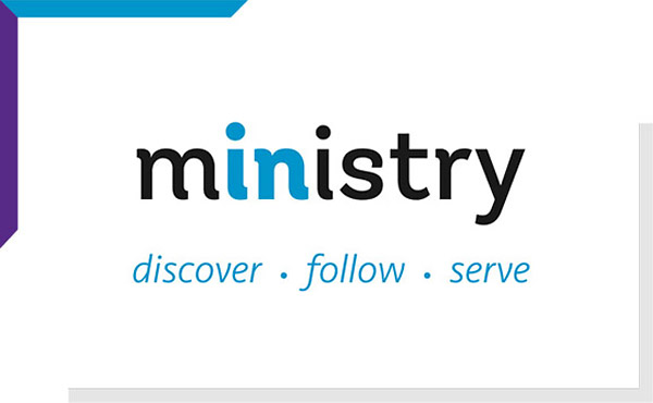 Ministry - discover, follow, serve