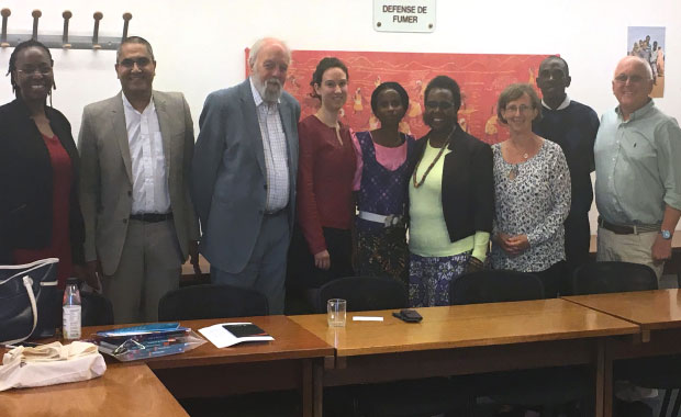 Geneva Twinned with HIV Youth Resource Centre Ekwendeni