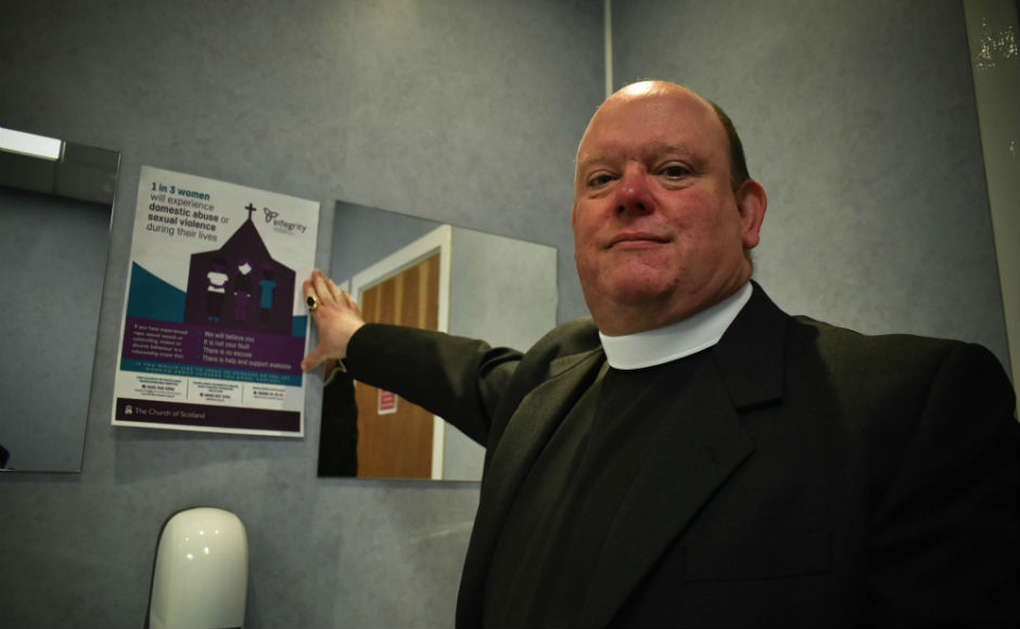 Right Rev Dr Derek Browning is backing the campaign