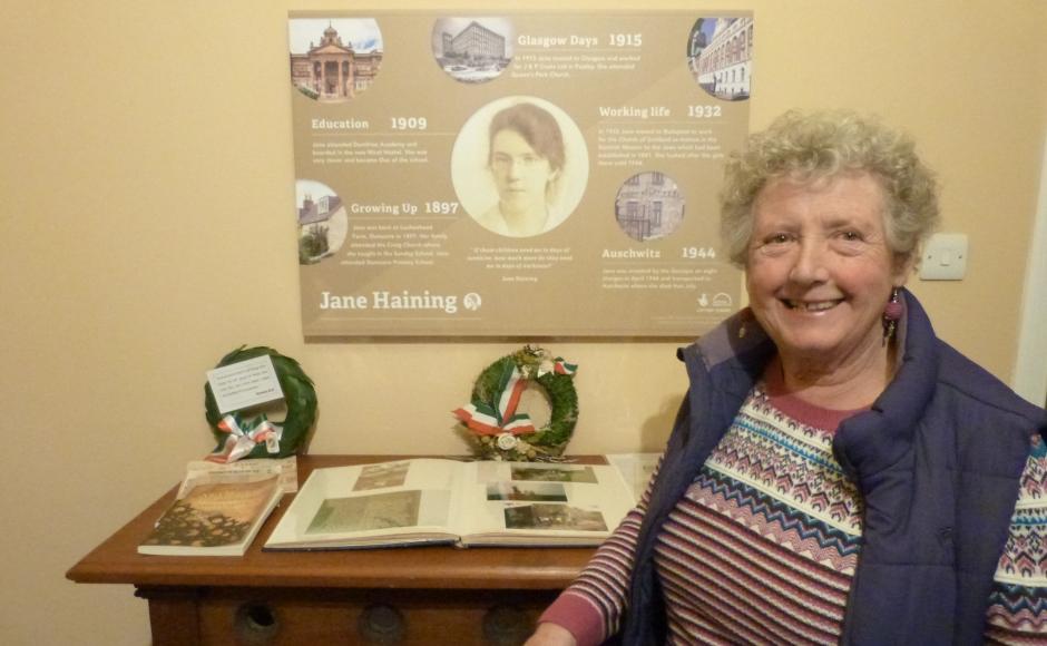 Jane Haining Dunscore