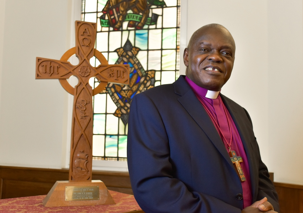 The Archbishop of York, Most Rev Dr John Sentamu