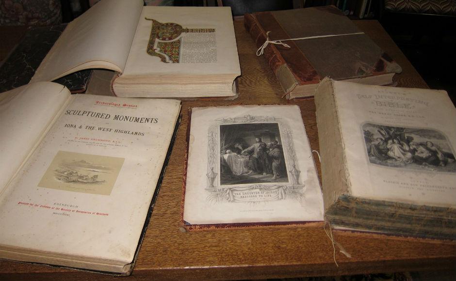 Books needing repair
