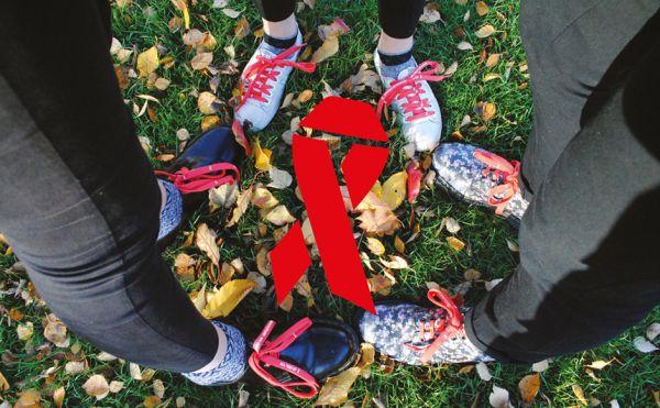 HIV Programme shoes