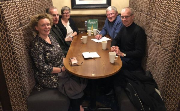 Ministers from churches in Corstorphine are working together to get accredited as Real Living Wage employers