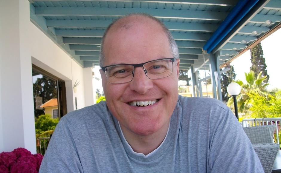 Rev Stuart Davidson