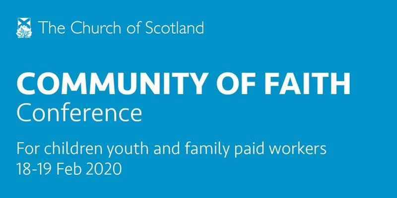 Community of Faith Conference for Paid Workers