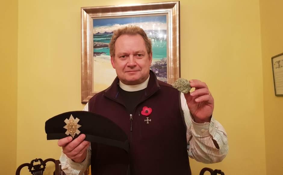 Rev Peter Sutton