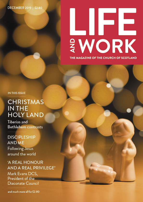 Life and Work December cover