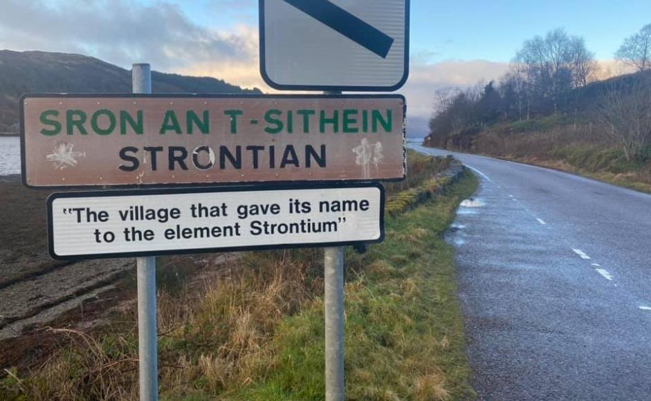 Strontian