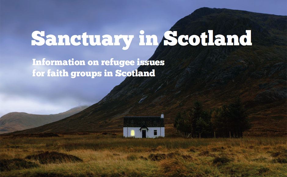 Sanctury in Scotland - Information on refugee issues for faith groups in Scotland