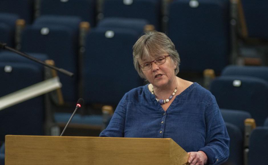 Very Rev Susan Brown