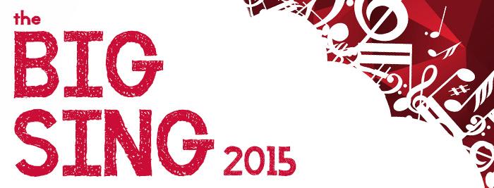 The Big Sing 2015