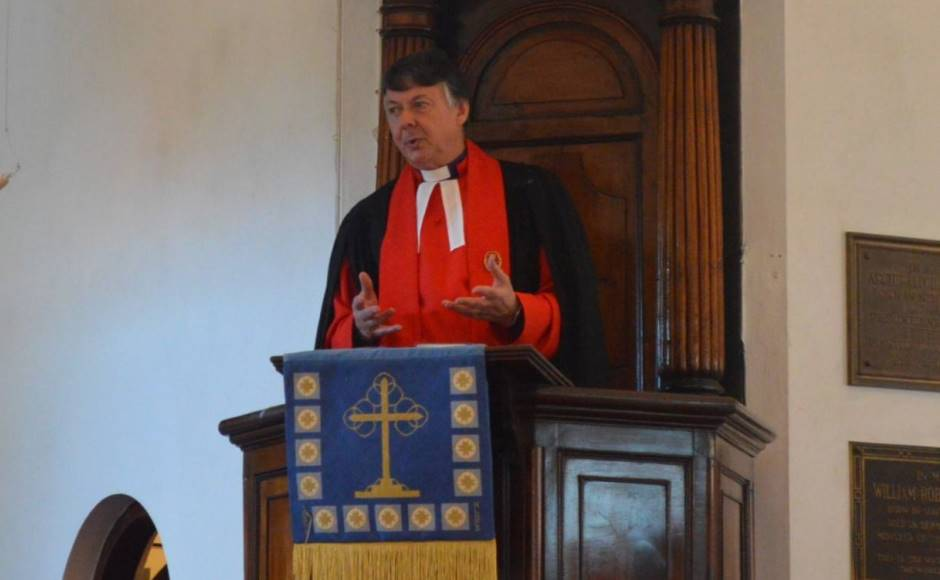 Rev Alistair Bennett