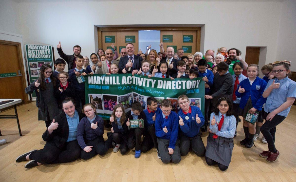 Maryhill Parish Church Activities Directory