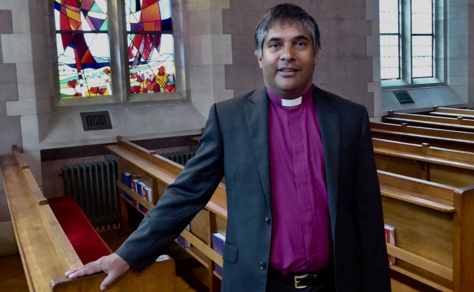 Rev Dr Andrew Gardner