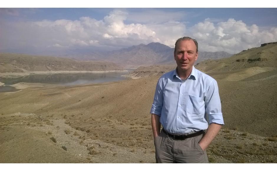 Steve Aisthorpe Afghanistan