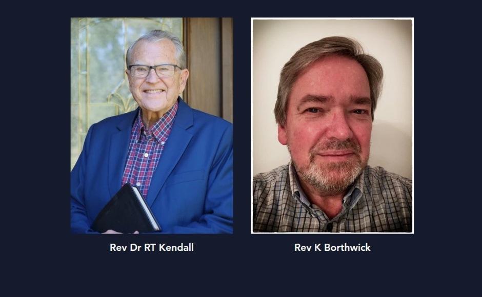 Speakers at Hebrides Revival