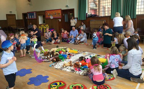 Burnside Blairbeth Community Outreach Project