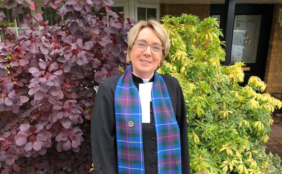 Rev Beverley Stevenson