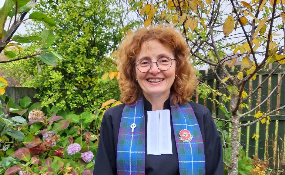 Rev Fiona Anderson