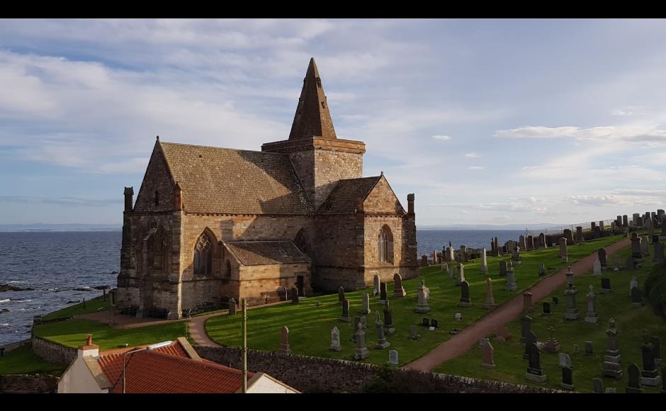 St Monans Church