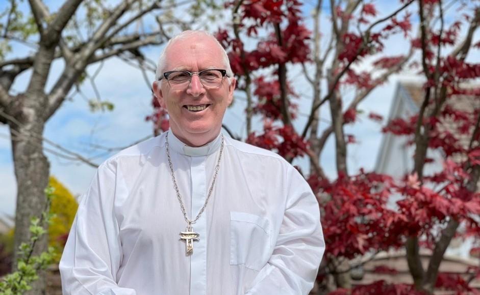 Rt Rev Dr Martin Fair