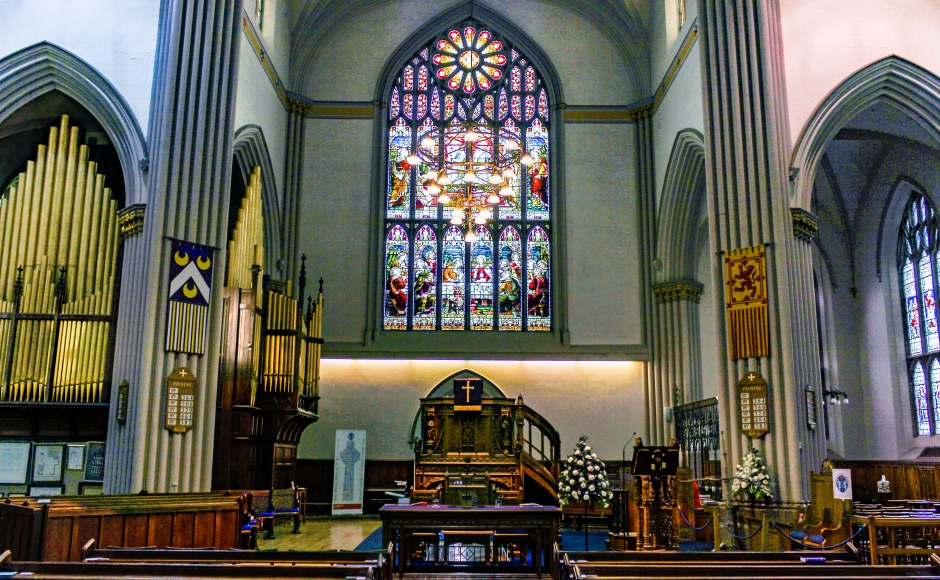 Dunfermline Abbey sanctuary