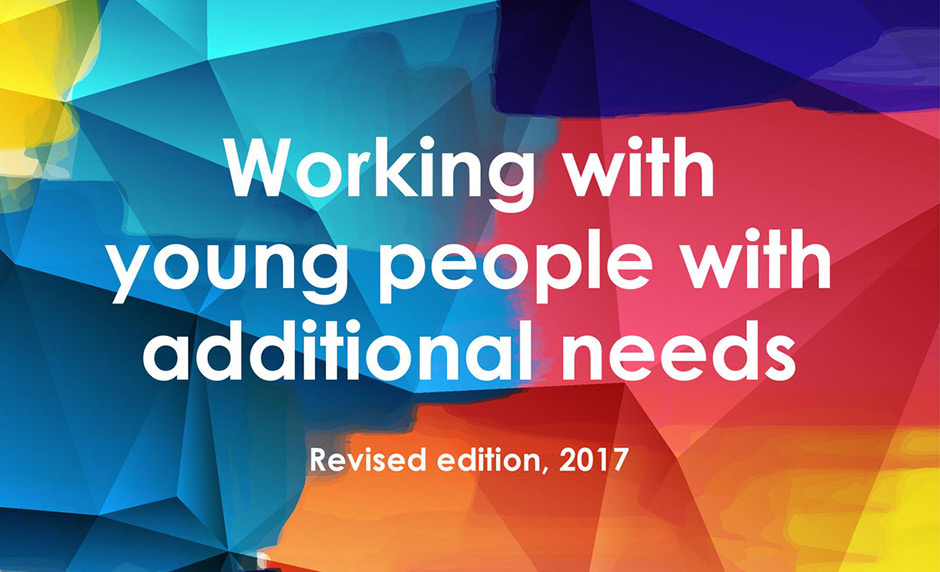 Working with young people with additional needs
