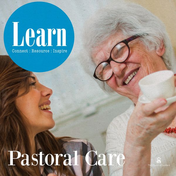 Learn Pastoral Care cover