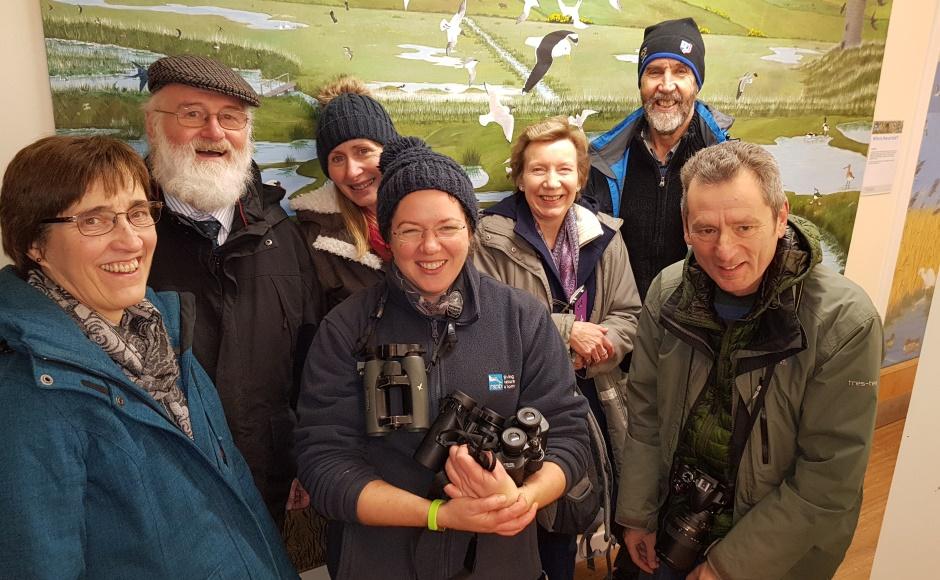 Belhelvie church members visited Strathbeg
