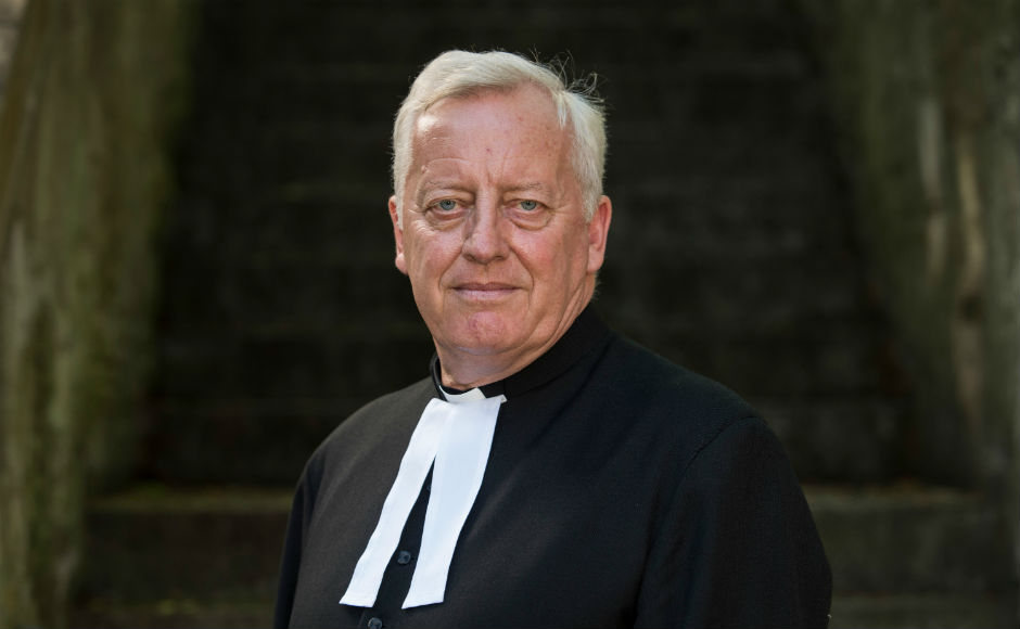 Rev Dr George Whyte
