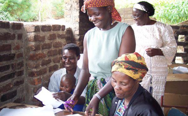 The Chigodi women centre in Blantyre, Malawi,