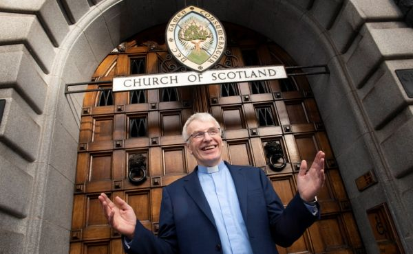 Rt Rev Colin Sinclair