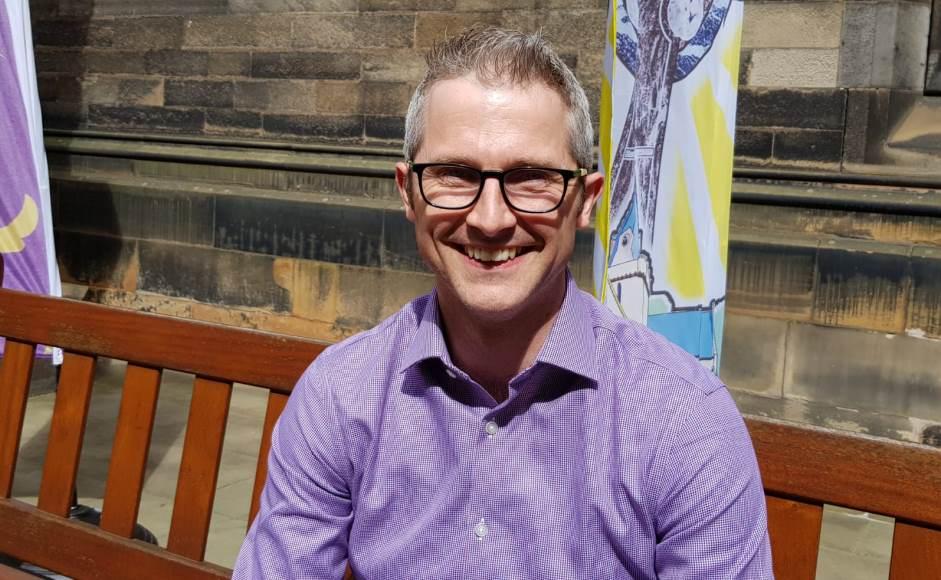 Rev Scott McRoberts
