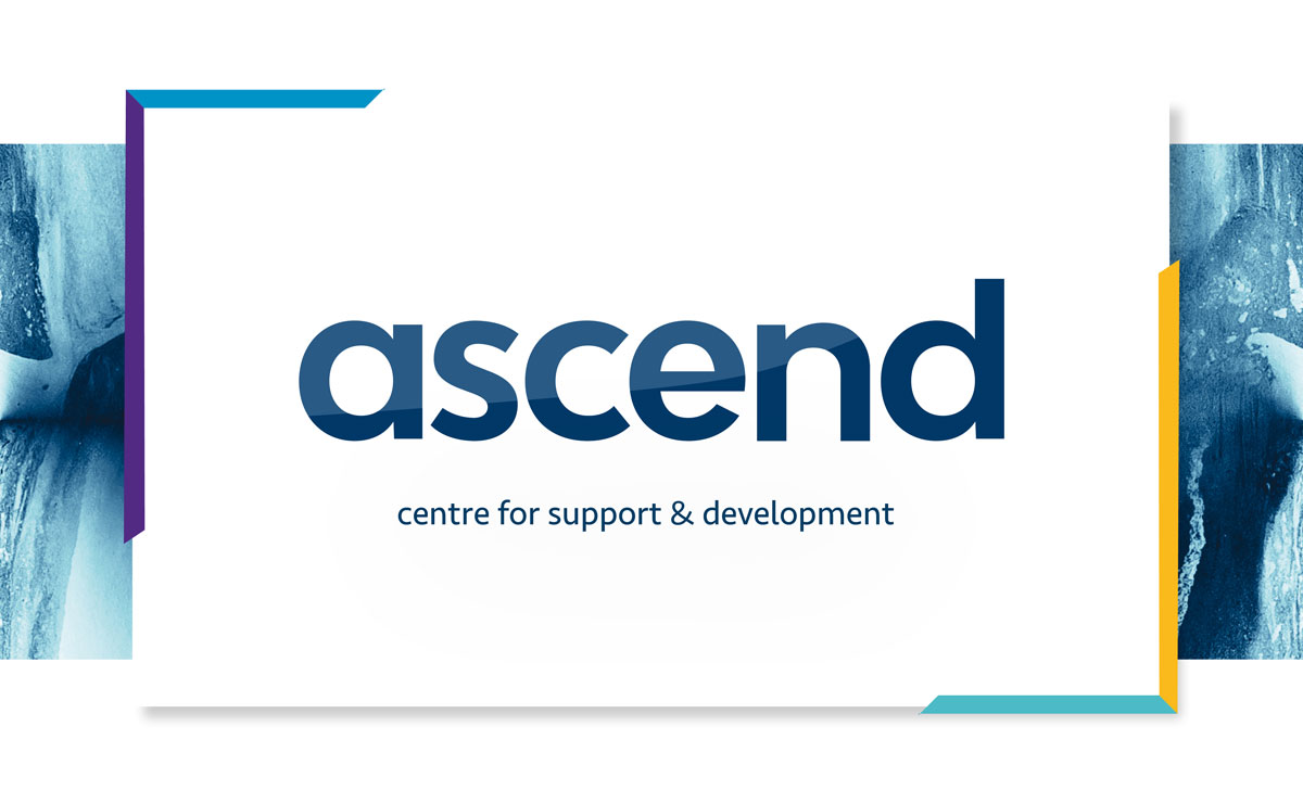 Ascend web graphic