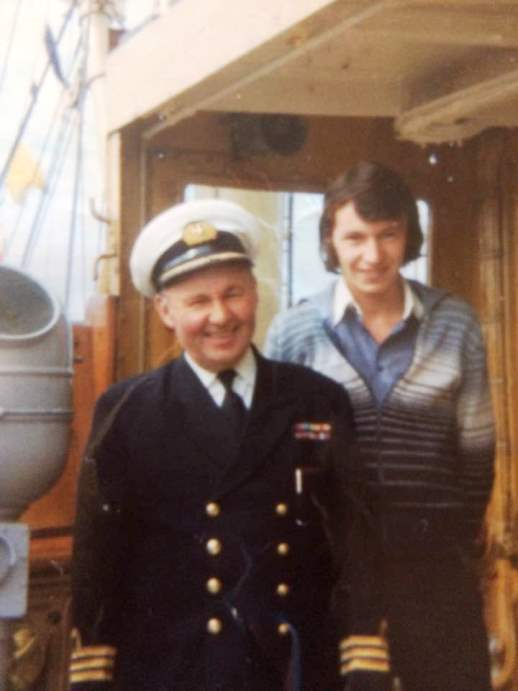 Captain Norman Morrison