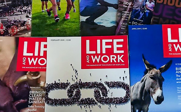 Life and Work magazine