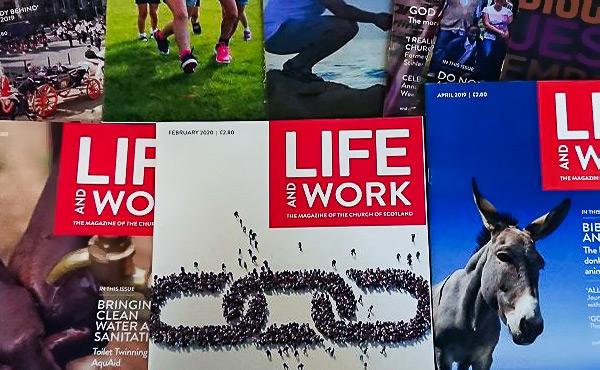 Life and Work magazine