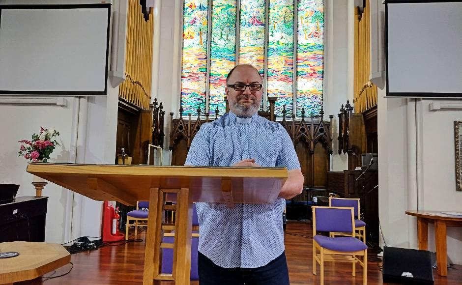 Rev Ben Thorp