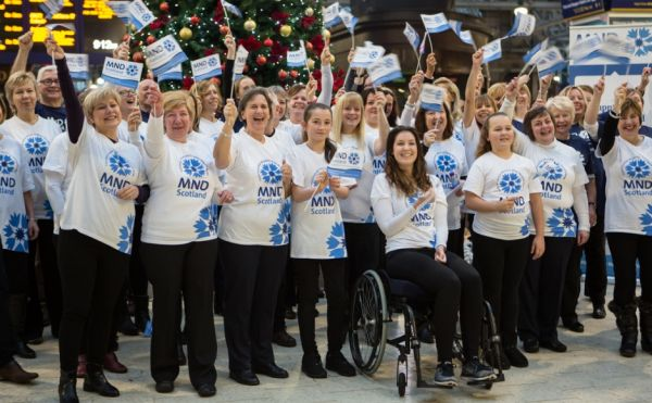 Choir Glasgow MND