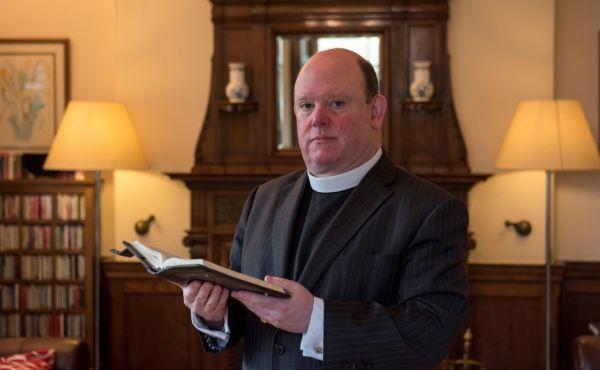 Rt Rev Dr Derek Browning