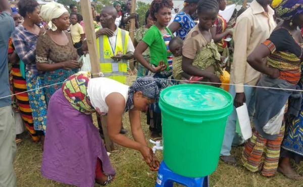Ebola crisis in the DRC