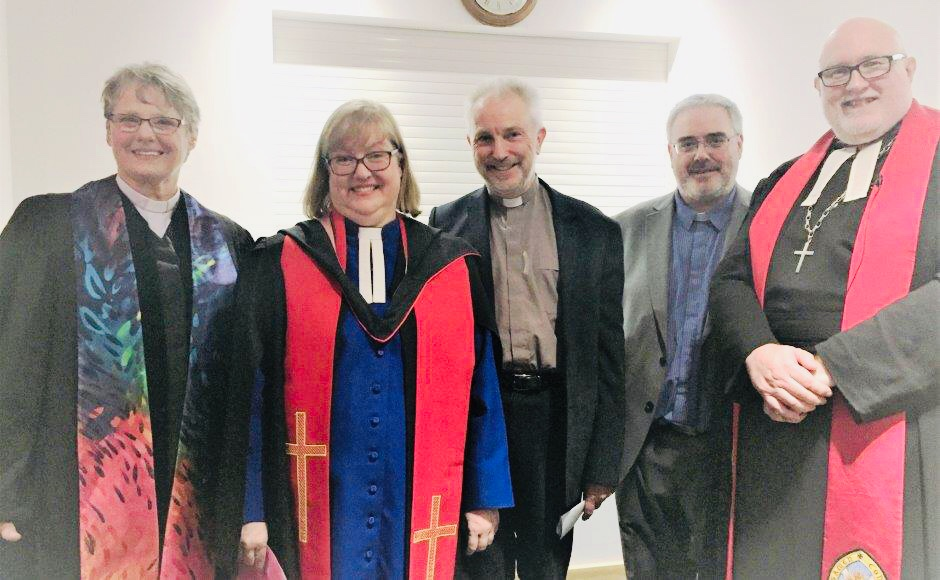 Rev Tanya Webster