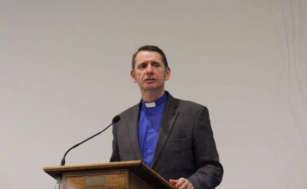 Rev Jim Stewart