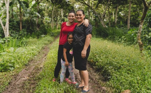 Christian Aid partners in Nicaragua